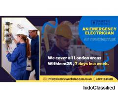 Hire Electrician in Westminster From Electric Works London