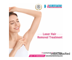 One-Stop Solution for Laser Hair Removal Treatment in Ahmedabad