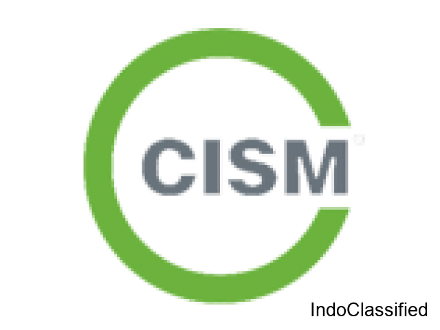 CISM Certification Training And Career Benefits - 1