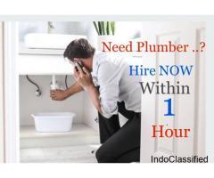 Plumbing services in Delhi