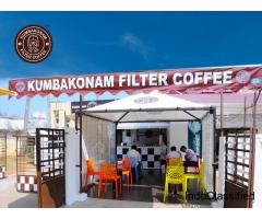 Kumbakonam Filter Coffee Franchise Tamilnadu