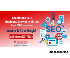 Get Best SEO Services in Patna India By DMERakesh