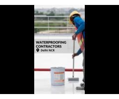 Quickest Waterproofing Service In Delhi | Call The Best Waterproofing Contractors