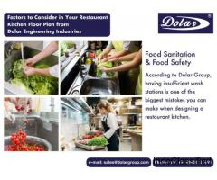 Commercial Cooking Equipment - Hotel Kitchen Equipment Manufacturers