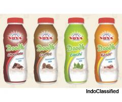 Flavoured Milk – A Sweetened Dairy Drink