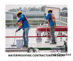 waterproofing Contractors In Delhi And Noida