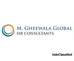 M Gheewala Global HR Consultants | Best International Job Consultants