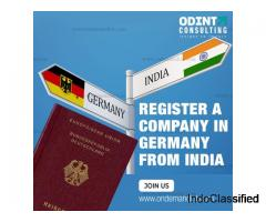 How can you form a German business in India with the help of the best Company Formation consultant?