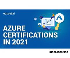 Microsoft Azure Training Course Online - Edureka