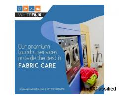 Getwhitefox | Dry Cleaning Noida | Pickup Delivery Dry Cleaning Services