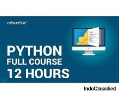 Python Certification Course Online - Edureka