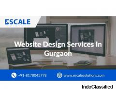 Establish Your Start-up with the Best Website Design Services in Gurgaon