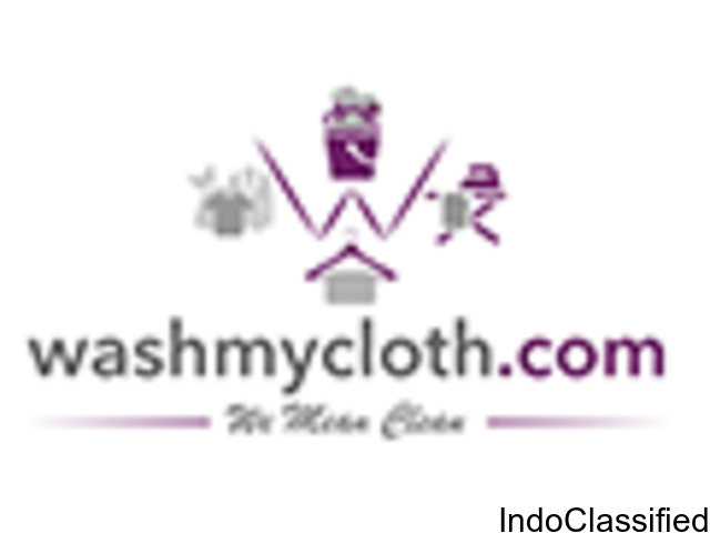 Online laundry & dry cleaners service