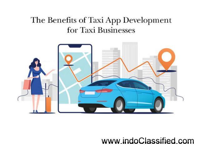 on Demand Taxi Booking App Development - 1