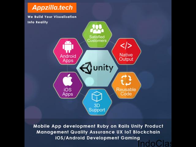 Mobile App Development Company in Delhi NCR