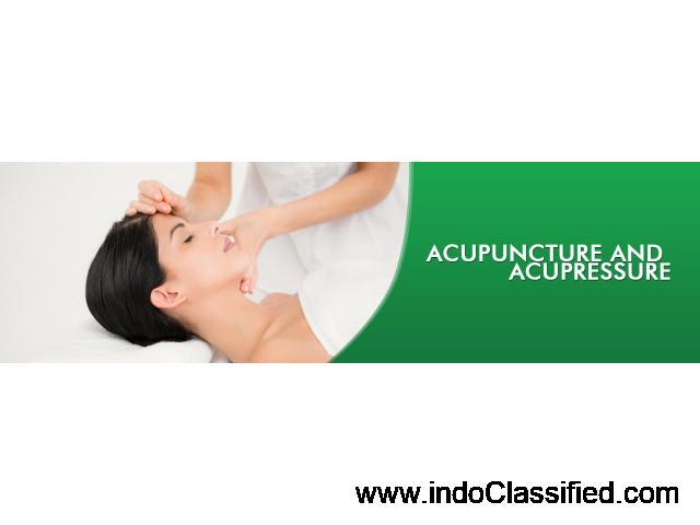 Acupunture clinic in chennai | Acupressure treatment in chennai - 1