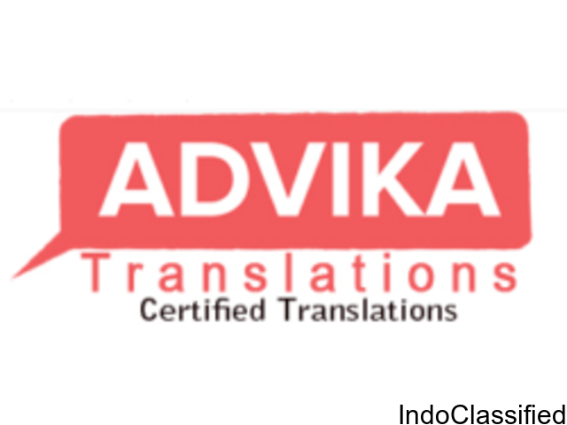 India's No.1 Certified Translations Services in Chandigarh