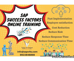 SAP Successfactor Online Training in Mumbai