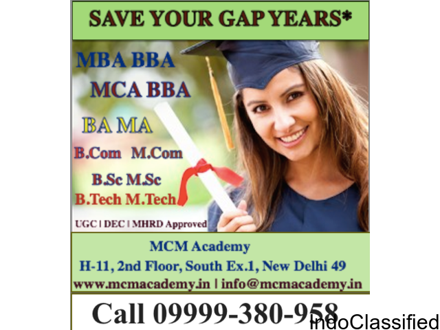 Graduation Degree in One Sitting Fast Track Mode DELHI