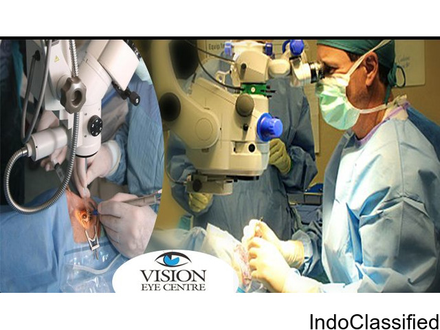 Vitreo retinal surgeon in Delhi