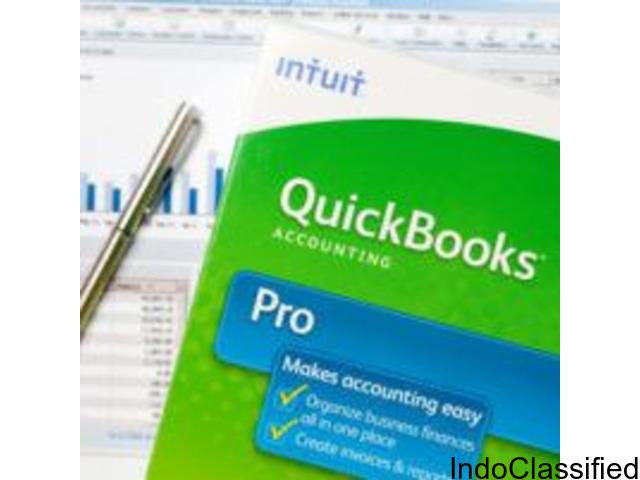 QuickBooks support.
