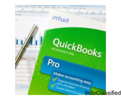 QuickBooks support.