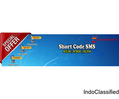 SMS Short Code  Technomate mobi
