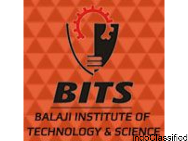 Balaji Institute of Technology and Science
