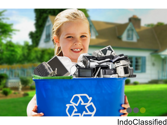 E waste recycling company in Noida