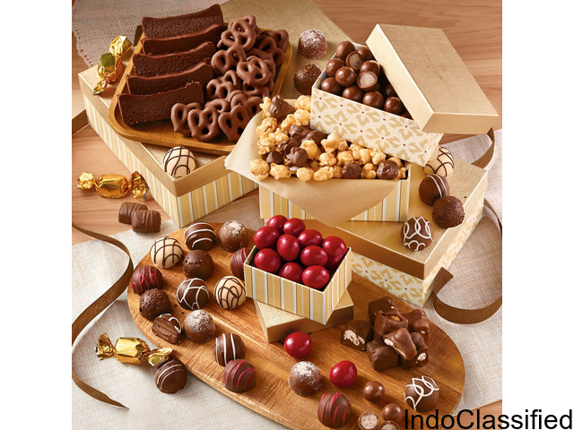 Send Chocolates in Goa at Goa Online Gifts