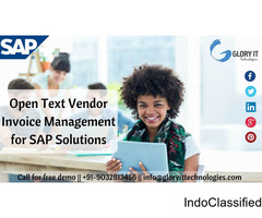 New digital approach to invoice processing - SAP VIM online training by Glory IT Technologies
