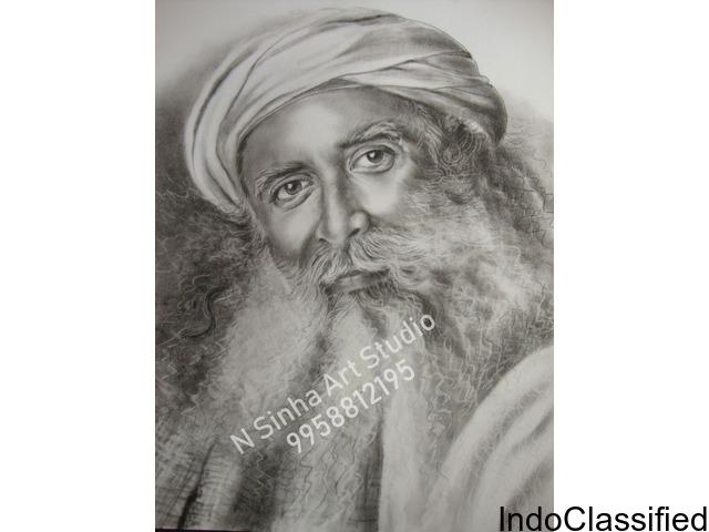 Portrait Artist - Sketch Artist In Delhi