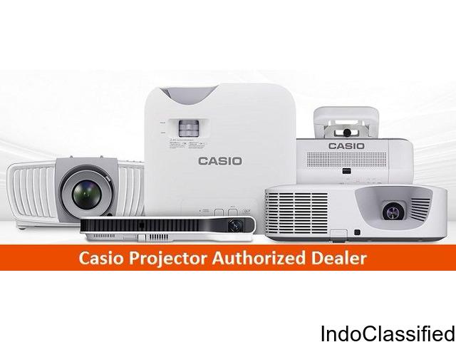 Best Casio Projector Dealer in Delhi