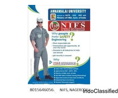 Annamalai University NIFS Fire&Safety Institute