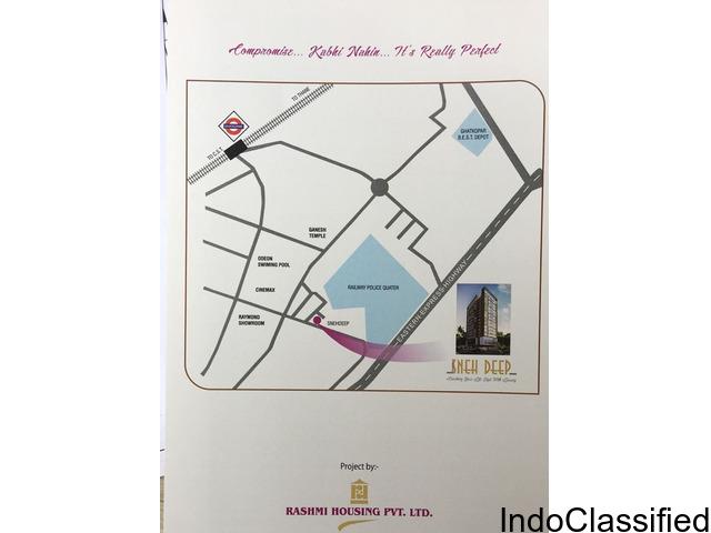 Buy Luxury Apartment in Ghatkopar - Mumbai