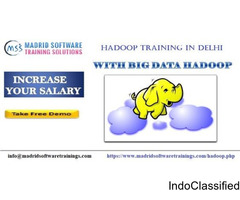 Big Data Hadoop Training in Delhi