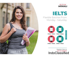 Best IELTS training Institute in mohali