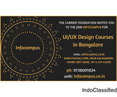 UI Designing Course In Bangalore