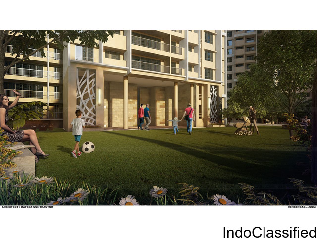Indiabulls Park Panvel-New Real Estate Project by Indiabulls in panvel
