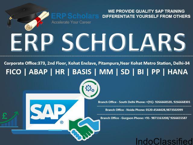SAP HR, SAP FICO, SAP MM, SAP SD, SAP ABAP, SAP BASIS – ERP Scholars