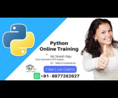 Online Python Training by QA Training Hub