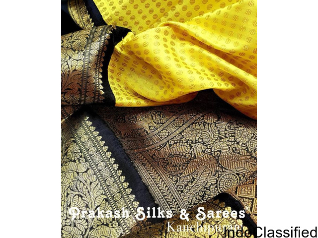 Buy Indian Silk Sarees Online