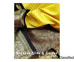 Buy Indian Silk Sarees Online
