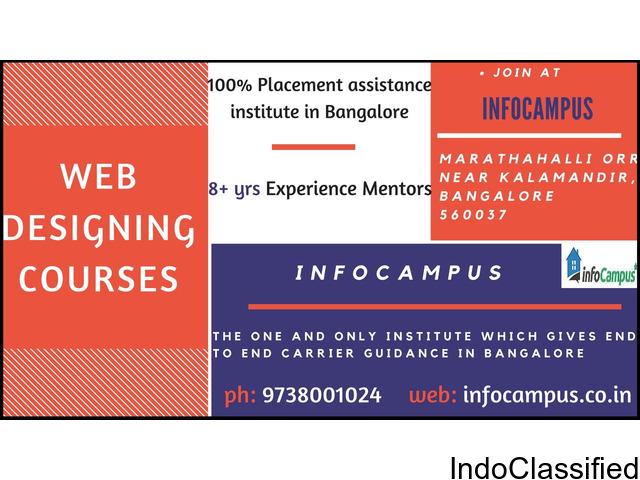 Web Designing Courses In Bangalore