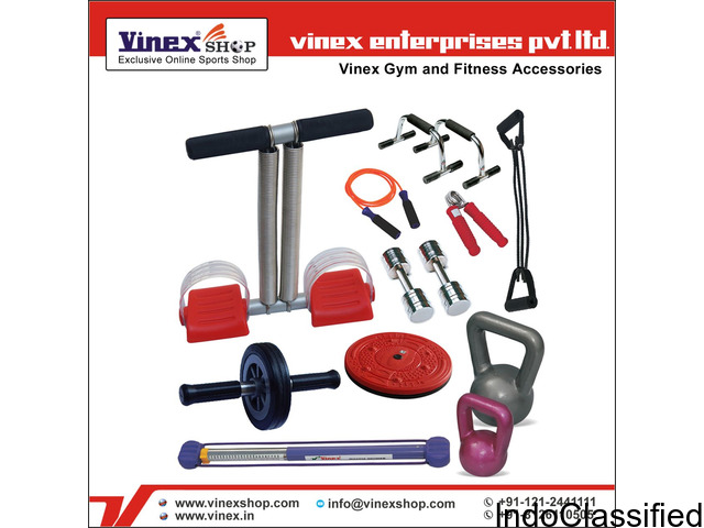Gym and Fitness Accessories