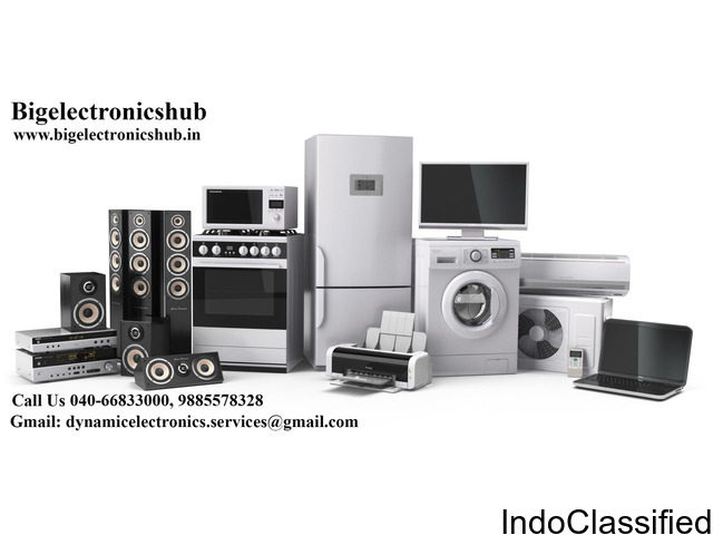 Home Appliances Service Centre in Hyderabad | Big Electronics Hub