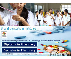 diploma in pharmacy in Kolkata, Bachelor of Pharmacy in Kolkata