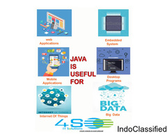 4SITSOLUTIONS Best place for learning JAVA both Online & Offline