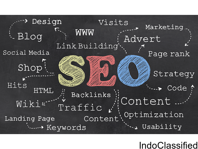 SEO - SEARCH ENGINE OPTIMAZATION 4 VISIBLITY ON GOOGLE