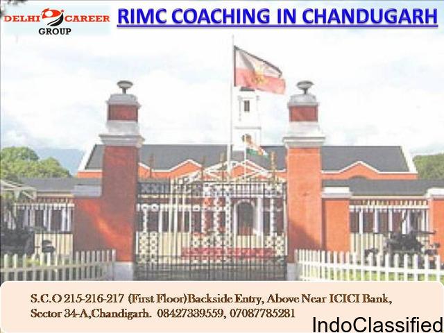 RIMC Coaching in Chandigarh